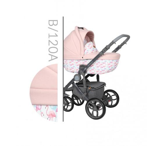 Детская коляска Baby Merc Bebello 3 в 1