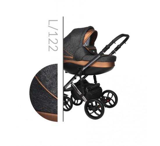 Детская коляска 2в1 Baby Merc Faster 3 Limited Edition