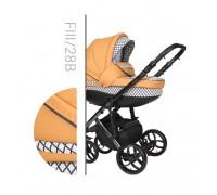 Детская коляска Baby Merc Faster 3  2 в 1