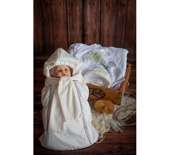 арт. 117 конверт Baby Gulsara 9 пр-в демисезонный