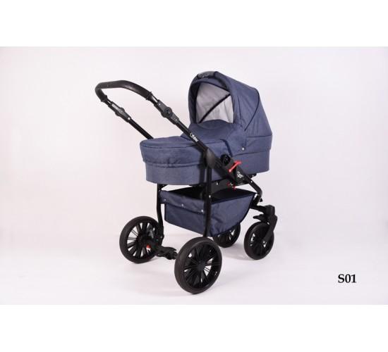 Детская коляска Darex Silva 2 в 1