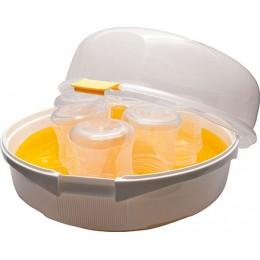 Стерилизатор детских бутылочек для СВЧ печи Maman LS-В701