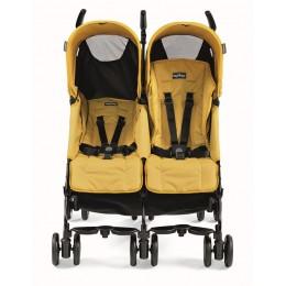 Прогулочная коляска для двойни Peg-Perego Pliko Mini Twin Classico