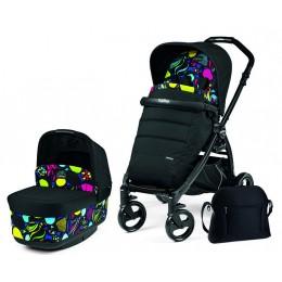 Детская коляска Peg-Perego Book Plus Pop Up Modular 2в1