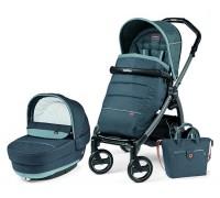Детская коляска Peg-Perego Book S Elite Modular 2в1