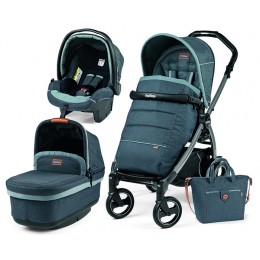 Детская коляска Peg-Perego Book 51 S Pop Up Modular 3в1