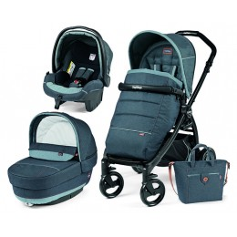 Детская коляска Peg-Perego Book Plus Elite Modular 3в1