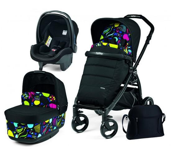 Детская коляска Peg-Perego Book Plus Pop Up Modular 3в1