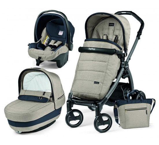 Детская коляска Peg-Perego Book S Pop Up Modular 3в1